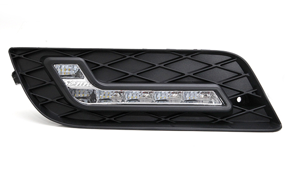 Kit DRL Honda Civic 2012/2013/2014/2015 Com Moldura - SONNIC SOUND