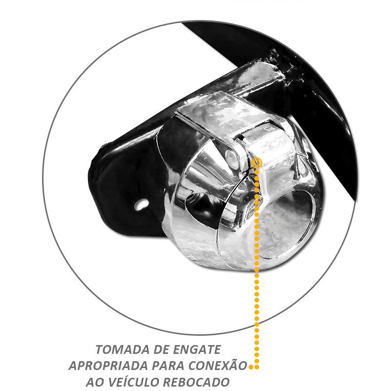 Engate Reboque Renault Duster - SONNIC SOUND