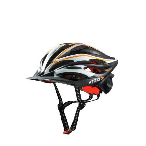 Capacete Ciclismo Bike Atrio C/ Led Sinalizador Tam G Bio28 - SONNIC SOUND