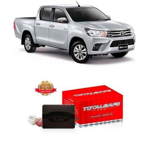 Módulo Subida Vidros Antiesmagamento Toyota Hilux 2016/2019 Srx  LVX 5.18 BN - SONNIC SOUND