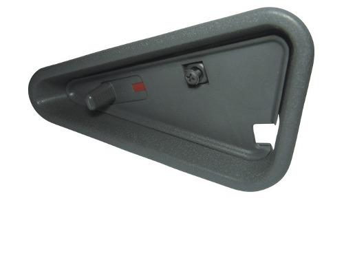 Trava Maçaneta  Porta Dianteira Direita S10 Blazer Grafite - AP492 - SONNIC SOUND
