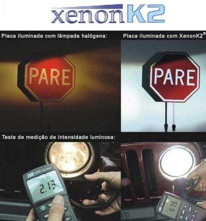 Kit Xenon K2 Basic 4300/6000k H11/hb4/h7/h1/h8 - SONNIC SOUND