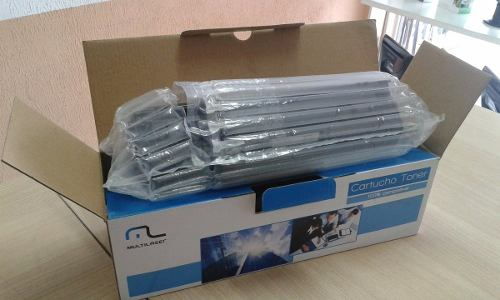 Cartucho Toner Ct85a P/ Hp 1102 / 1102w - Multilaser - SONNIC SOUND
