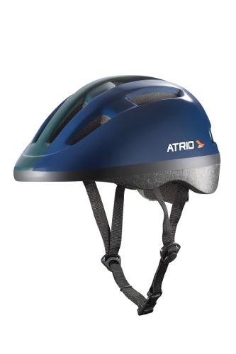 Capacete Bicicleta Bike Atrio Urban Azul M Bi061 - SONNIC SOUND