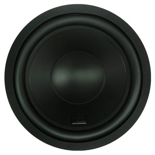 Subwoofer Nar Audio 1004-sw-2 10 Pols/250w Rms) - SONNIC SOUND