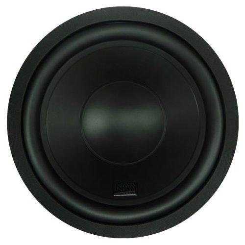 Subwoofer Nar Audio 0804-sw-2 8 200 Rms + Rca Sensation - SONNIC SOUND
