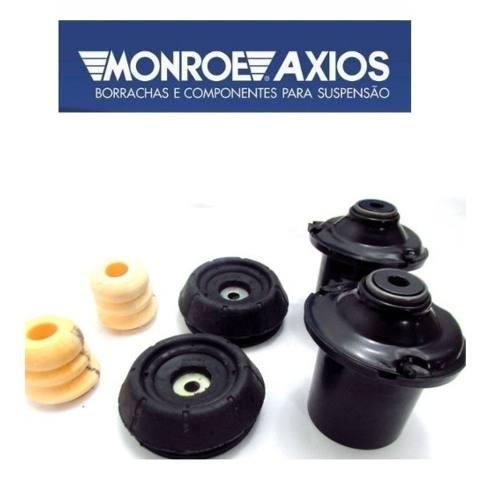 Kits Batente Amortecedor Dianteiro Astra/Vectra/Meriva/Zafira/Corsa/Montana/Agile Axios BR10204401130 - SONNIC SOUND