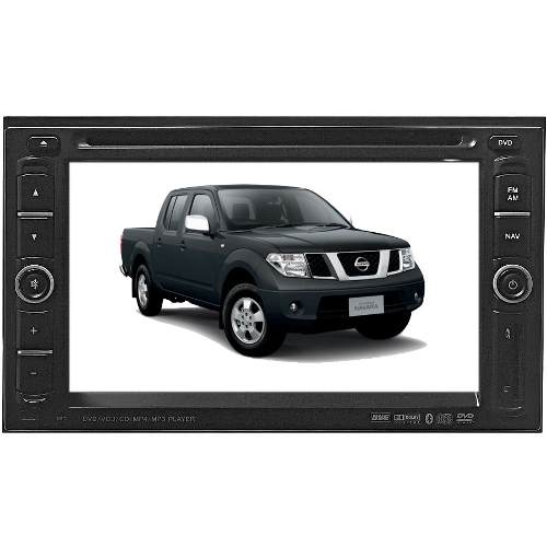 Central Multimidia H-buster Nissan Frontier 2015 HBO-8981NI - SONNIC SOUND