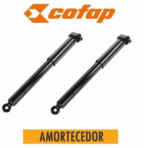 Kit 4 Amortecedores Golf/Bora/Beetle/Audi A3 Original Cofap GP32477/GB27395 - SONNIC SOUND