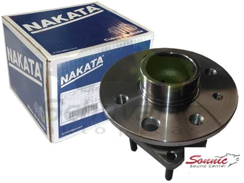 Cubo Roda Com Rolamento Traseiro Astra Vectra Montana Meriva NKF8043 - SONNIC SOUND