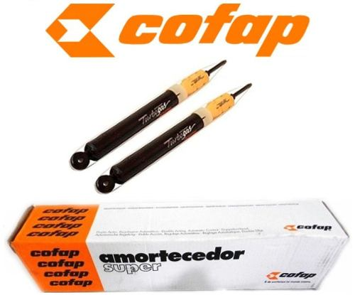 Kit 4 Amortecedor Corsa/Classic/Pick Up/Celta/Prisma  Original Cofap Turbogás GB47061/GP30112 - SONNIC SOUND