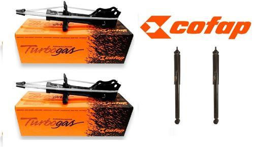 Kit 4 Amortecedor Dianteiro/traseiro New Civic 2006/2012 Cofap GP35984M/GP35983M/GB29982M - SONNIC SOUND