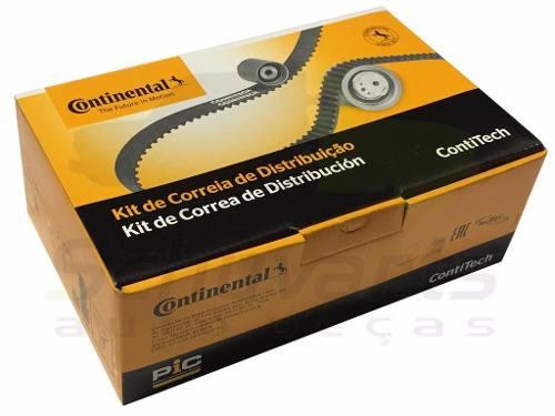 Kit Correia Dentada Audi A3/A4/TT 2.0 16v Fsi Tfsi Original Contitech CT1088K3 - SONNIC SOUND