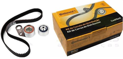 Kit Correia Dentada+tensor+polia Sprinter 2.5 310/312 CT952K1 - SONNIC SOUND