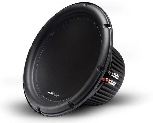 Subwoofer Audiophonic Club C1-12 D4 (4 Ohms) 400w Rms/800w - SONNIC SOUND