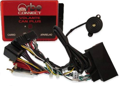 Interface De Volante Renegade Sport 2015/2016 Com Buzzer - SONNIC SOUND