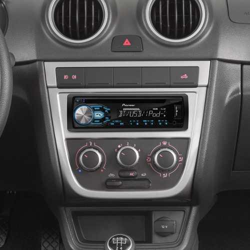 Som Automotivo Deh-x 4880 Bt Mp3 Original Pioneer Brasil - SONNIC SOUND