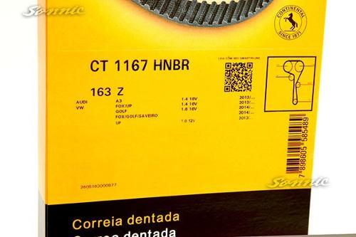 Kit Correia Dentada Tensor Golf 1.4 16v Tsi 2013/2016 Original CT1167K1 - SONNIC SOUND