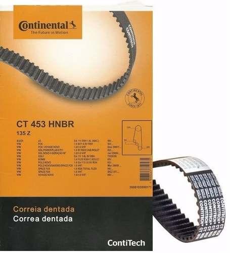 Kit Correia Dentada E Tensor Gol/Voyage 1.0 8v Original CT453K1 - SONNIC SOUND