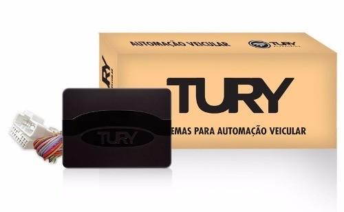 Módulo Subida De Vidro Fit Ex / Exl 2018/2019 Original Tury PRO 4.20 LONG T1 - SONNIC SOUND