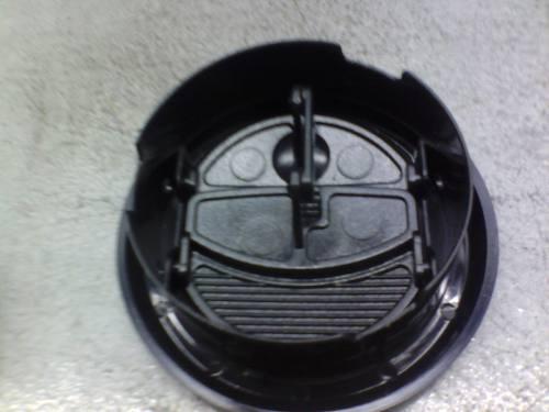 Conjunto De Difusor Ar Ford Ka 2008/2013 Com 4 Peças Prata AP1171 - SONNIC SOUND
