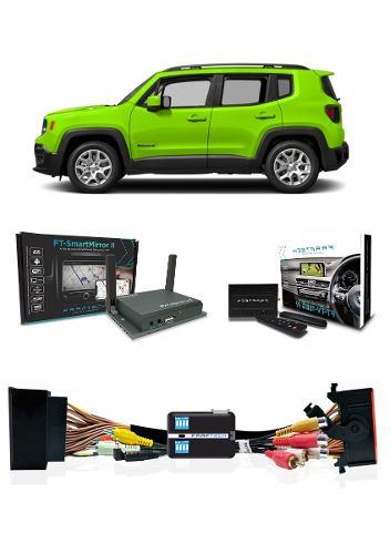 Interface Desbloqueio Tela Com Tv E Espelhamento Renegade Faaftech FT-VF-UC2/FT-TV-1SEG IV - SONNIC SOUND