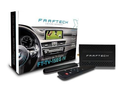 Ft-tv-1seg Iv Modulo Receptor De Tv Digital Faaftech - SONNIC SOUND