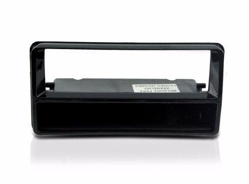 Moldura Painel Toyota Corolla Gli Dvd 1/2 Din Black Piano AP1098 - SONNIC SOUND