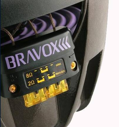 Subwoofer Endurence E2k Bravox 12 800w Rms 2 Ohms - SONNIC SOUND