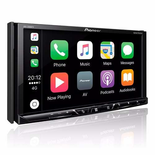Central Multimidia Punto 2008/2012 Pioneer Avh-Z5280TV + Espelhamento - SONNIC SOUND