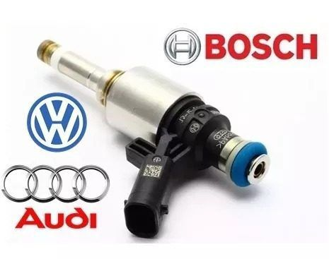 Kit Com 4 Bico Injetor Audi Tt/TTS Coupe/Roadster Mercado Local 2.0 2011/2014 Original Bosch 0261500621 - SONNIC SOUND