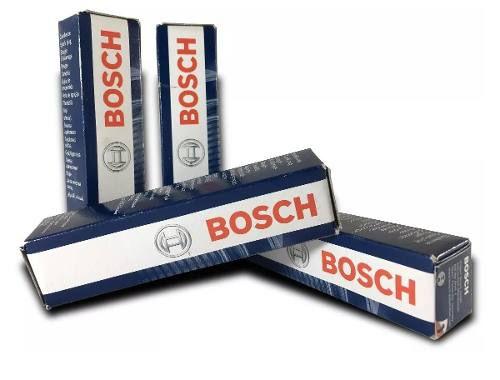 Jogo De Velas De Ignição Original Bosch Duster 2.0 2011/2019 VR7SPP33 - SONNIC SOUND