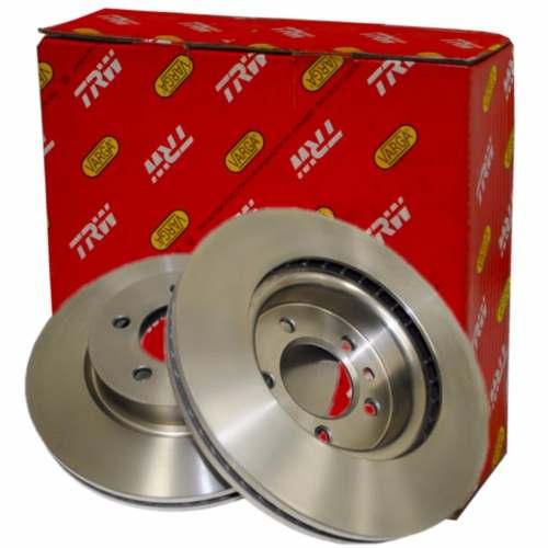 Kit Pastilha E Disco Freio Traseiro Corolla/Fielder 2003/2008 Trw Bosch RCDI06240/BB512 - SONNIC SOUND