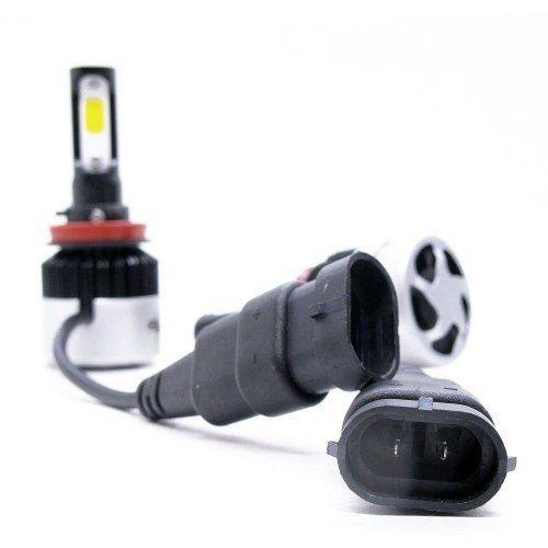 Kit Lâmpada Onnix Ultra Led Black H11 36w 6000k 9000 Lumens  - SONNIC PARTS