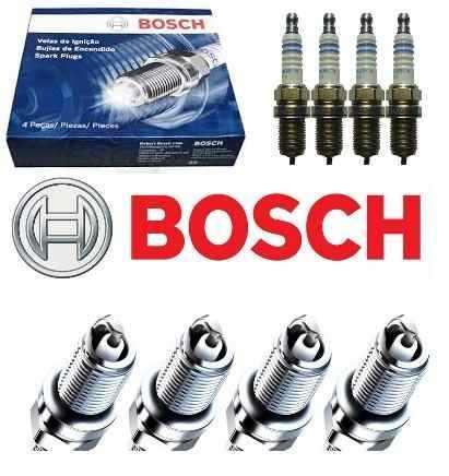 Jogo De Vela Sp30 Vw Polo Flex 2008/2014 Original Bosch - SONNIC SOUND