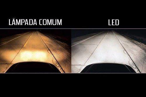 Kit Lâmpada Onnix Ultra Led Black H1 36w 6000k 9000 Lumens  - SONNIC PARTS
