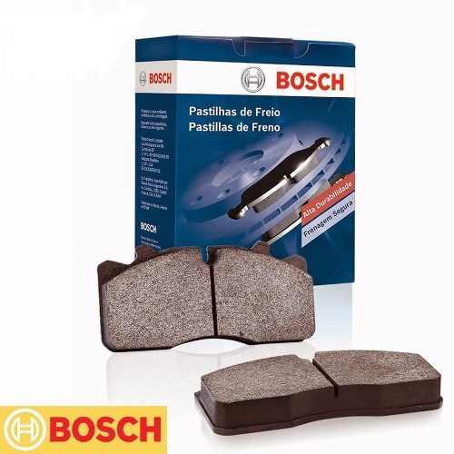 Pastilha Freio Dianteira Audi A3 1999/2006 Original Bosch BB73 - SONNIC SOUND