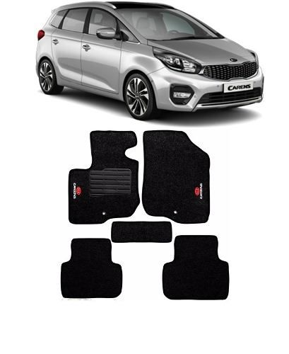 Tapete Carpete Kia Carens Grafite 2009 2012 - SONNIC SOUND