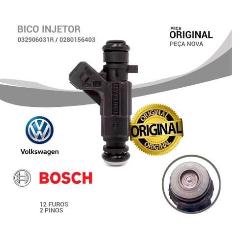 Bico Injetor Gol/Voyage/Saveiro/Polo/Golf/Fox Original Bosch 0280156403 - SONNIC SOUND