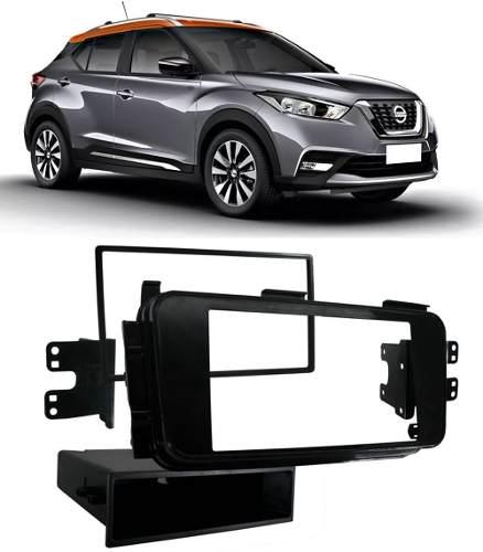Multimidia Pioneer AVH-A208BT Nissan Kicks Pcd AP1191 2016/2019 +Camera Ré e Conectores - SONNIC SOUND