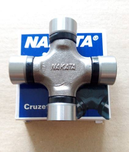 Cruzeta Cardan Chevrolet/Ford/Jeep/Toyota/Troller/VW/Volvo Original Nakata Nuj153  - SONNIC PARTS