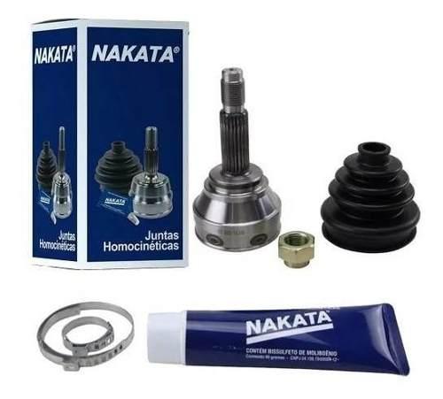 Par Junta Homocinética Fiat Uno/Premio/Fiorino/Elba Original Nakata NJH15-339 - SONNIC SOUND