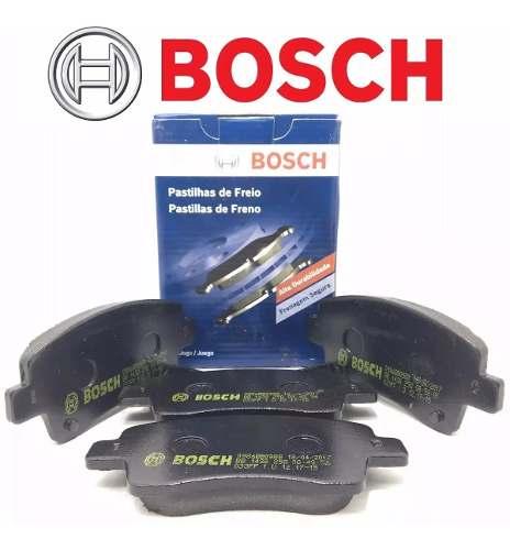 Kit Pastilha De Freio Dianteiro Nissan March Versa Bosch BB1365  - SONNIC PARTS