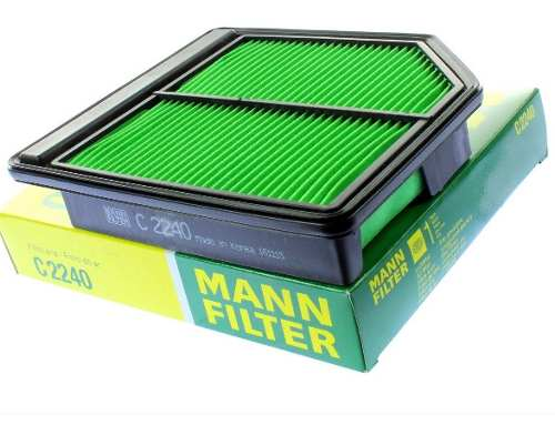 Filtro Ar New Civic 1.8 Flex Original Mann C 2240 - SONNIC SOUND