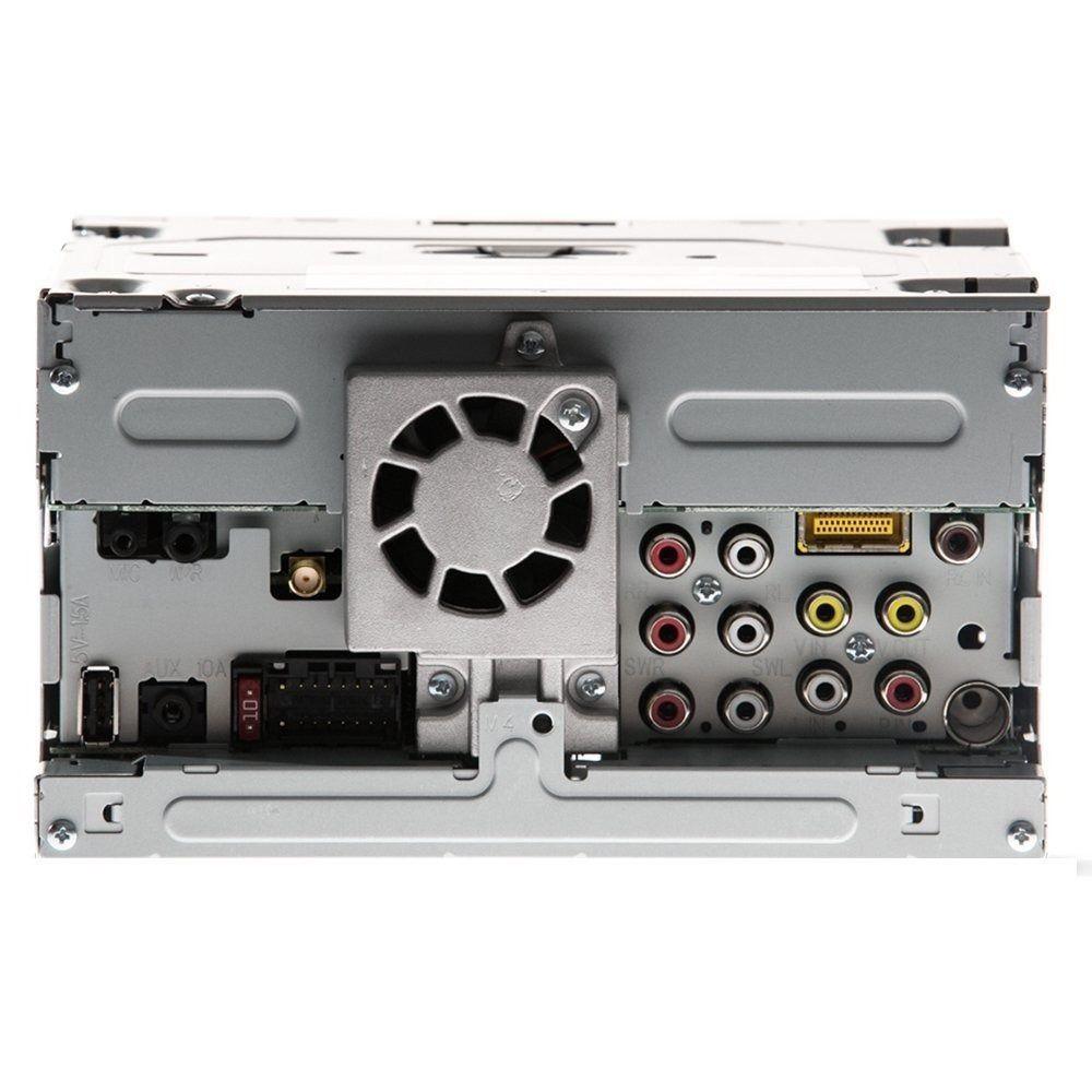 Dvd Player Pioneer Avh-a4180tv Bluetooth Tv Digital Câmera Ré - SONNIC SOUND