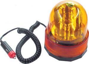 Sinalizador Giratório p/ Veículos 12V Luz de Emergência  - MGCOMPUTERS