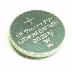 Bateria Botão CR2032 3V Lítio 5 Unidades p/ Eletrônicos  - MGCOMPUTERS