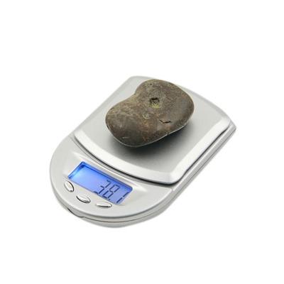 Mini Balança Digital Alta Precisão 0.1g  Até 500g Diamond A04  - MGCOMPUTERS