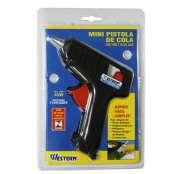 Pistola Para Cola Quente Grande 40W Bivolt Western 954