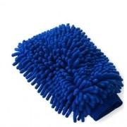 Luva Para Lavar Carro e Limpeza Doméstica Em Microfibra Art House Z1427